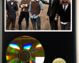 ONE-REPUBLIC-LIMITED-EDITION-24kt-GOLD-CD-DISPLAY-171376877555