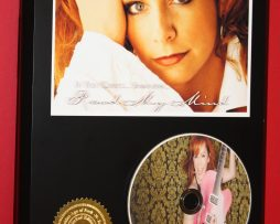 REBA-McENTIRE-LIMITED-EDITION-PICTURE-CD-DISC-RARE-COLLECTIBLE-MUSIC-DISPLAY-180857779725