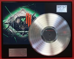 SKRILLEX-PLATINUM-LP-LTD-EDITION-RECORD-DISPLAY-AWARD-QUALITY-SHIPS-FREE-170994120775