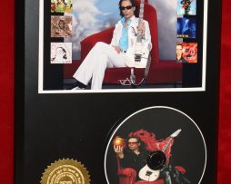 STEVE-VAI-LIMITED-EDITION-PICTURE-CD-DISC-COLLECTIBLE-RARE-GIFT-WALL-ART-170864090995