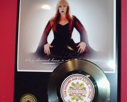 STEVIE-NICKS-GOLD-45-RECORD-LIMITED-EDITION-DISPLAY-170650236235