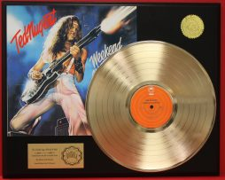 TED-NUGENT-GOLD-LP-LTD-EDITION-RECORD-DISPLAY-AWARD-QUALITY-COLLECTIBLE-170920506465