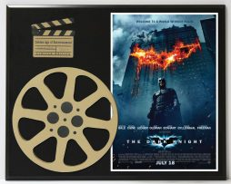 THE-DARK-KNIGHT-CHRISTIAN-BALE-MOVIE-POSTER-LIMITED-EDITION-MOVIE-REEL-DISPLAY-172237350035