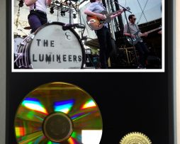 THE-LUMINEERS-LIMITED-EDITION-24kt-GOLD-CD-DISPLAY-171376930845