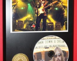 TOM-PETTY-LIMITED-EDITION-PICTURE-CD-DISC-COLLECTIBLE-RARE-GIFT-WALL-ART-180895455225
