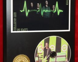 TYPE-O-NEGATIVE-LIMITED-EDITION-PICTURE-CD-DISC-COLLECTIBLE-RARE-GIFT-WALL-ART-170864094055