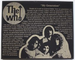 The-Who-Pete-Townshend-Keith-Moon-Roger-Daltrey-Leatherette-Plaque-C3-172336461105