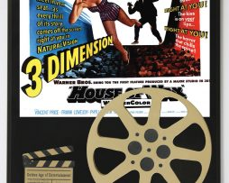 VINCENT-PRICE-IN-HOUSE-OF-WAX-LTD-EDITION-MOVIE-REEL-DISPLAY-172244831275