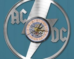 ACDC-CUSTOM-LASER-CUT-PLATINUM-PLATED-VINYL-LP-RECORD-WALL-CLOCK-FREE-SHIPPING-181931595836