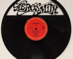 AEROSMITH-VINYL-12-LP-RECORD-LASER-CUT-WALL-ART-DISPLAY-FREE-SHIPPING-171390840506