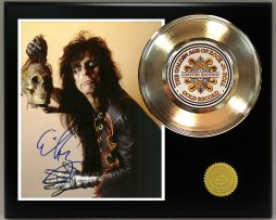 ALICE-COOPER-GOLD-45-RECORD-LIMITED-EDITION-SERIES-FREE-US-SHIPPING-171294050216