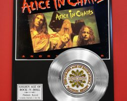 ALICE-IN-CHAINS-PLATINUM-RECORD-LTD-EDITION-RARE-GIFT-COLLECTIBLE-MUSIC-AWARD-180893942056