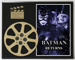 BATMAN-RETURNS-MICHAEL-KEATON-DANNY-Di-VITO-LIMITED-EDITION-MOVIE-REEL-DISPLAY-172236561706
