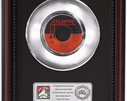 BETTE-MIDLER-ALL-I-NEED-TO-KNOW-PLATINUM-RECORD-FRAMED-CHERRYWOOD-DISPLAY-K1-172204248136