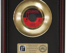 BLUES-BROTHERS-SOUL-MAN-GOLD-RECORD-CUSTOM-FRAMED-CHERRYWOOD-DISPLAY-K1-172164185286