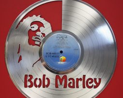 BOB-MARLEY-Platinum-Laser-Etched-Limited-Edition-12-LP-Record-Wall-Display-181469247876