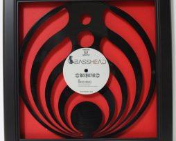 Bassnectar-Framed-Laser-Cut-Black-Vinyl-Record-in-Shadowbox-Wallart-182327902176