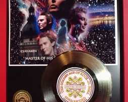CLAY-AIKEN-GOLD-45-RECORD-LIMITED-EDITION-DISPLAY-170644119096