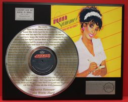 DONNA-SUMMER-PLATINUM-LP-RECORD-LASER-ETCHED-LYRICS-PLAYS-THE-SONG-SHIPS-FREE-171012028586