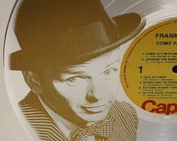 Frank-Sinatra-Platinum-Laser-Etched-Limited-Edition-12-LP-Wall-Display-171358107476