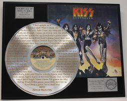 KISS-PLATINUM-LP-RECORD-DISPLAY-ETCHED-W-LYRICS-TO-DETROIT-ROCK-CITY-181465578936