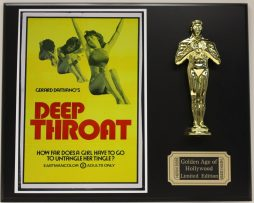 LINDA-LOVELACE-DEEP-THROAT-LTD-EDITION-OSCAR-MOVIE-DISPLAY-FREE-SHIPPING-171389351356