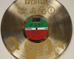Led-Zeppelin-ZoSo-2-Gold-Laser-Etched-Ltd-Edition-12-LP-Wall-Display-171298959246