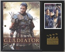 THE-GLADIATOR-LTD-EDITION-REPRODUCTION-MOVIE-SCRIPT-CINEMA-DISPLAY-C3-182067185796