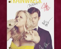 TRAINWRECK-MOVIE-SCRIPT-WITH-REPRODUCTION-SIGNATURES-Schumer-Hader-James-C3-182188945276