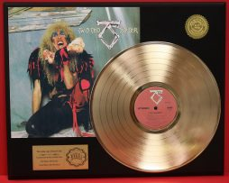 TWISTED-SISTER-GOLD-LP-LTD-EDITION-RECORD-DISPLAY-AWARD-QUALITY-COLLECTION-180992333226