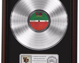 ALICE-COOPER-WELCOME-NIGHTMARE-PLATINUM-LP-RECORD-FRAMED-CHERRYWOOD-DISPLAY-K1-182137107357
