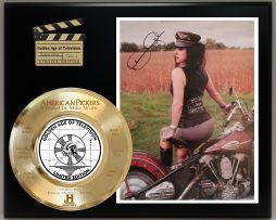 AMERICAN-PICKERS-LTD-EDITION-SIGNATURE-LASER-ETCHED-TV-SERIES-DISPLAY-181772979967