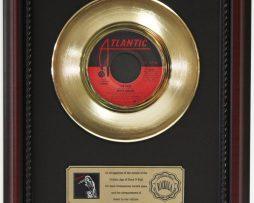 BETTE-MIDLER-THE-ROSE-GOLD-RECORD-CUSTOM-FRAMED-CHERRYWOOD-DISPLAY-K1-172163995207