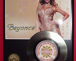 BEYONCE-GOLD-45-RECORD-LTD-EDITION-DISPLAY-AWARD-QUALITY-171368535687