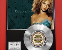 BEYONCE-LTD-EDITION-PLATINUM-RECORD-AWARD-DISPLAY-181455494507