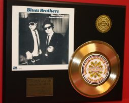 BLUES-BROTHERS-SOUL-MAN-24kt-GOLD-45-RECORD-LIMITED-EDITION-DISPLAY-180849249447