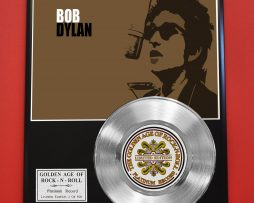 BOB-DYLAN-PLATINUM-RECORD-LTD-EDITION-RARE-GIFT-COLLECTIBLE-MUSIC-AWARD-170850214057