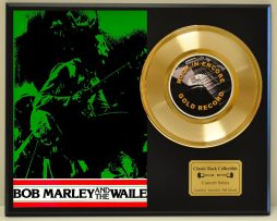 BOB-MARLEY-LIMITED-EDITION-EDITION-CONCERT-POSTER-SERIES-GOLD-45-DISPLAY-171347792537