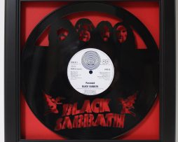 Black-Sabbath-Framed-Laser-Cut-Black-Vinyl-Record-in-Shadowbox-Wallart-182327911407