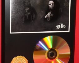 DIO-HEAVY-METAL-24kt-GOLD-CDDISC-COLLECTIBLE-RARE-AWARD-QUALITY-PLAQUE-180870589047