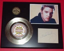 ELVIS-PRESLEY-GOLD-45-RECORD-SIGNATURE-SERIES-LTD-EDITION-DISPLAY-FREE-SHIPPING-181162642567