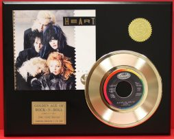 HEART-GOLD-45-FREE-SHIPPING-ALONE-LTD-EDITION-UNIQUE-MUSIC-GIFT-181014187277