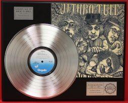 JETHRO-TULL-STAND-UP-PLATINUM-LP-LTD-EDITION-RECORD-DISPLAY-AWARD-QUALITY-170921526147