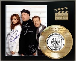 KING-OF-QUEENS-LIMITED-EDITION-SIGNATURE-AND-THEME-SONG-SERIES-DISPLAY-171824261097