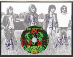 LED-ZEPPELIN-2-LTD-EDITION-SIGNATURE-SERIES-PICTURE-CD-DISPLAY-GIFT-181917060377
