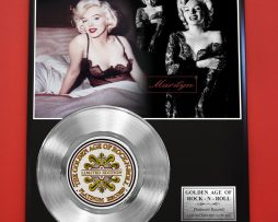MARILYN-MONROE-PLATINUM-RECORD-LIMITED-EDITION-COLLECTIBLE-MUSIC-GIFT-AWARD-181231324057