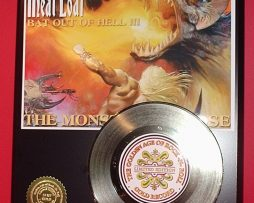MEAT-LOAF-GOLD-45-RECORD-LTD-EDITION-DISPLAY-THAT-ACTUALLY-PLAYS-HIS-HIT-SONG-181238407047