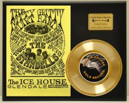 NITTY-GRITTY-DIRT-BAND-LTD-EDITION-CONCERT-POSTER-SERIES-GOLD-45-DISPLAY-181427873437