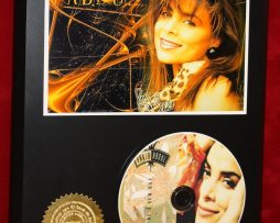 PAULA-ABDUL-LTD-EDITION-PICTURE-CD-COLLECTIBLE-AWARD-QUALITY-DISPLAY-170861224337