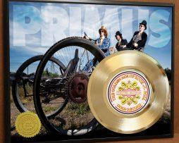 PRIMUS-LTD-EDITION-POSTER-ART-GOLD-RECORD-MEMORABILIA-DISPLAY-181466399517